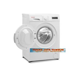 Harga mesin cuci sharp front loading esfl 1062 | HARGALOKA.COM