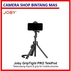 Harga joby griptight pro telepod fit for 6 inch smartphone strong tough | HARGALOKA.COM