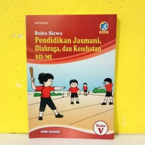 Harga buku siswa pendidikan jasmani olahraga dan kesehatan sd mi kls | HARGALOKA.COM