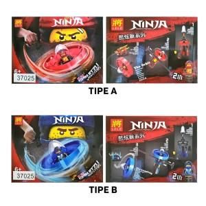 Harga gasing lego bricks ninjago minifigure brick ninja go spinjitzu   | HARGALOKA.COM