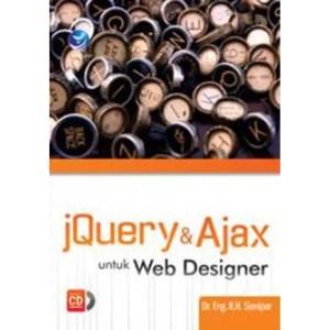 Harga termurah original buku jquery amp ajax untuk web designer | HARGALOKA.COM