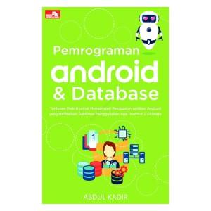 Harga buku pemrograman android amp database   abdul | HARGALOKA.COM