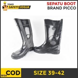 Info Sepatu Pantofel Karet Anti Air Att Murah Katalog.or.id