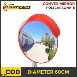 Info Kaca Cembung Tikungan Safety Convex Mirror 60 Cm Katalog.or.id