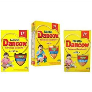 Harga dancow 1 800g coklat vanila madu susu dancow susu anak     HARGALOKA.COM