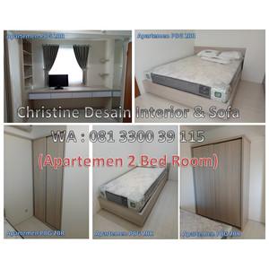 Harga apartemen 2br 3 promo murah | HARGALOKA.COM