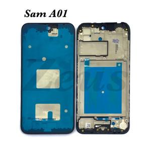 Harga frame lcd   tulang lcd hp   tatakan lcd for samsung a01   a015   a015f     HARGALOKA.COM