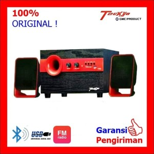 Harga speaker aktif bluetooth teckyo gmc 778   HARGALOKA.COM