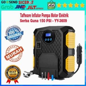 Harga inflator pompa angin ban mobil amp motor elektrik portable saat | HARGALOKA.COM
