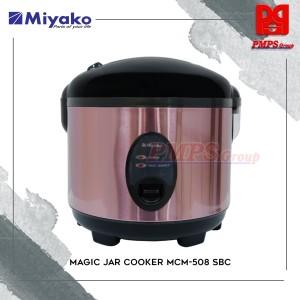 Harga magic jar cooker mcm 508 sbc miyako rice | HARGALOKA.COM
