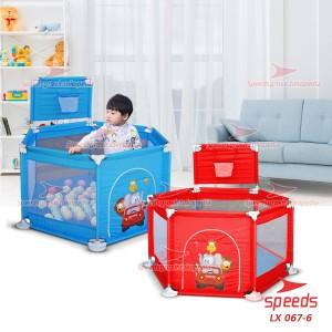 Harga kolam mandi bola keranjang mandi bola mainan tenda anak speeds 067 6     HARGALOKA.COM