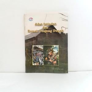Harga buku budaya   adat istiadat dan rumah panjang | HARGALOKA.COM