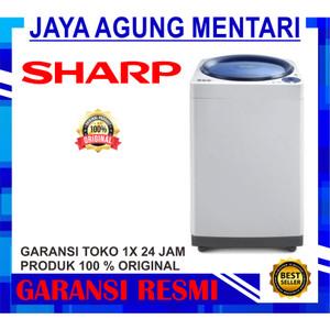 Harga mesin cuci 1 tabung sharp es m806p khusus bekasi free ongkir esm | HARGALOKA.COM