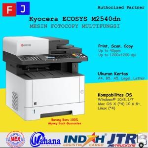 Harga kyocera ecosys m2540dn mesin fotocopy multifungsi garansi | HARGALOKA.COM