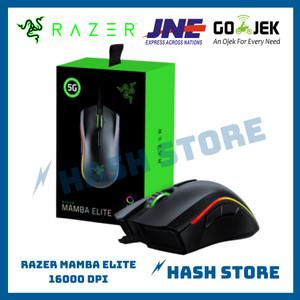 Harga razer mamba elite gaming mouse 16000 dpi e sport alt deathadder   HARGALOKA.COM