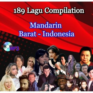 Harga mp3 189 song compilation mandarin   barat   indonesia   HARGALOKA.COM