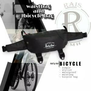Harga tas waistbag tas sepeda   | HARGALOKA.COM