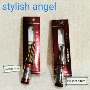 Harga putri duyung eyeliner dan mascara   mascara | HARGALOKA.COM