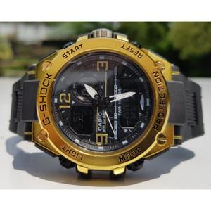 Harga jam tangan pria casio g shock digital rubber anti air watch gst 8600   body | HARGALOKA.COM