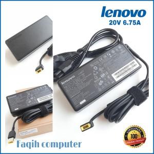 Harga adaptor charger lenovo y700 y70 y50 y40 y50 70 20v  6 75a | HARGALOKA.COM