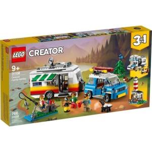 Harga lego lego creator 3in1 31108 caravan family | HARGALOKA.COM