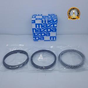 Harga ring piston grade ori mazda 2 sky active standar os garansi 1 | HARGALOKA.COM