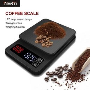 Harga timbangan dapur mini digital 5kg timbangan kopi kue bahan | HARGALOKA.COM