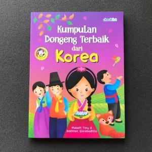 Harga buku cerita anak kumpulan dongeng terbaik dari korea   mulasih | HARGALOKA.COM