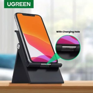 Harga ugreen stand holder dudukan hp for iphone samsung huawei slide design   | HARGALOKA.COM