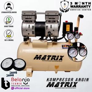 Harga matrix 1 hp 25 liter oil less air compressor   kompresor | HARGALOKA.COM