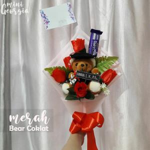 24 Harga Buket Bunga Coklat Merah Murah Terbaru 2020 Katalog Or Id