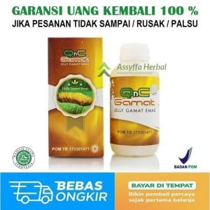 Harga paket murah qnc jelly gamat emas gold agen distributor | HARGALOKA.COM