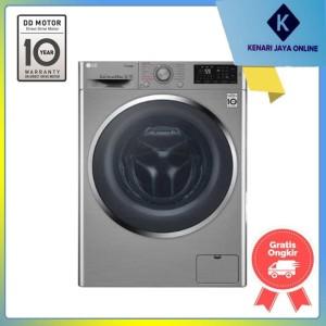 Harga mesin cuci front loading lg 8 5 kg | HARGALOKA.COM