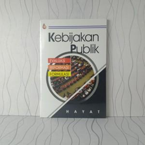 Harga buku kebijakan publik evaluasi reformasi | HARGALOKA.COM