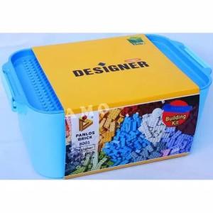 Harga lego block designer box 8001 isi 625   HARGALOKA.COM