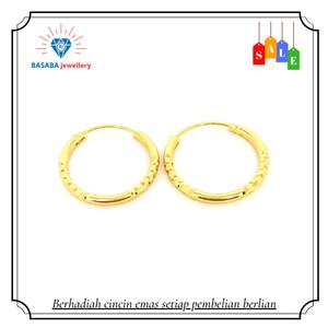 Harga anting anak emas kuning | HARGALOKA.COM