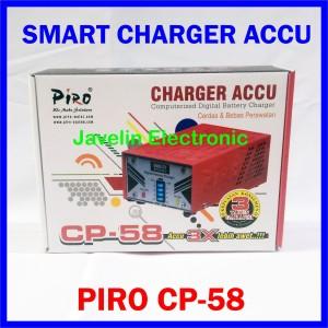 Katalog Charger Accu Piro Cp 58 Cp58 Charger Aki Digital Full Otomatis Katalog.or.id