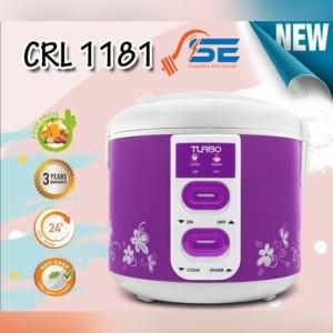 Harga turbo rice cooker   magic com 1 8 liter crl 1181   | HARGALOKA.COM