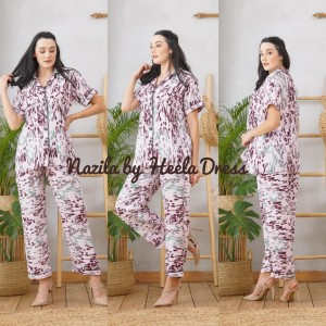 Harga setelan arab nazila by heela dress original baju | HARGALOKA.COM