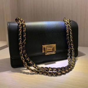 Harga tas kulit charles amp keith black sz 25cm tas impor wanita | HARGALOKA.COM