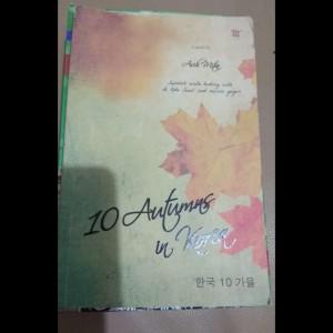 Harga preloved novel 34 10 autumns in korea 34 | HARGALOKA.COM