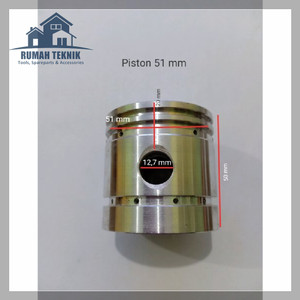 Harga piston kompresor angin 1 4   1 2 hp 51 | HARGALOKA.COM