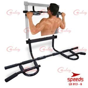 Harga speeds multi grip chin up bar iron gym pull up alat fitness | HARGALOKA.COM
