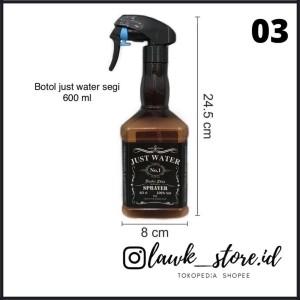 Katalog Botol Spray Sprayer Barber Jack 650 Ml Barbershop Men S Grooming Katalog.or.id
