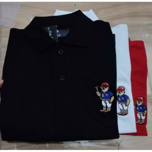 Harga polo shirt ralph lauren men 39 s bear high quality | HARGALOKA.COM