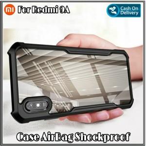 Harga case xiaomi redmi 9a soft hard case premium casing slim hp   HARGALOKA.COM
