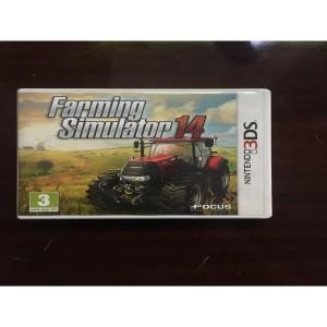 Harga farming simulator 14   kaset game nintendo 3ds 3ds xl 2ds | HARGALOKA.COM