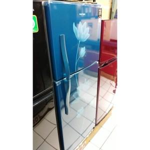 Harga kulkas polytron prb219 2 pintu 200 liter 130 | HARGALOKA.COM