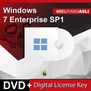 Harga windows 7 enterprise sp1   original license   | HARGALOKA.COM