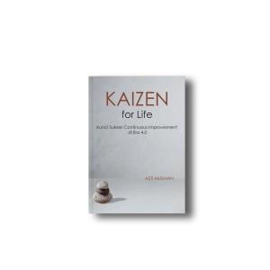 Harga buku kaizen for life kunci sukses continuous improvement di era 4 | HARGALOKA.COM